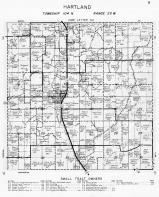 Hartland Township, Freeborn County 1965